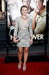 """HOLLYWOOD, CA. - June 02: Actress Kristen Bell arrives at the Los Angeles premiere of """"The Hangover"""" at Grauman's Chinese Theatre on June 2, 2009 in Hollywood, California."""