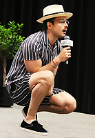 Nico Tortorella 6/2/2018<br /> 2018 Book Expo at the Javitz Center<br /> Photo By John Barrett/PHOTOlink/MediaPunch