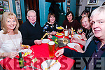 Tapa's Night: Attending the Tapa's night at McCarthy's Bar, Finuge on Friday night last were Mary Hennessy, Pat & Maureen Lynch, Eleanor Horgan, Carol Strich , Mary Leahy & John Hennessy,