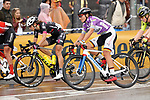Lisa Brennauer (GER) WNT Rotor Pro Cycling Team in action during Stage 2 of the Ceratizit Madrid Challenge by La Vuelta 2019 running 98.6km around Madrid, Spain. 15th September 2019.<br /> Picture: Luis Angel Gomez/Photogomezsport | Cyclefile<br /> <br /> All photos usage must carry mandatory copyright credit (© Cyclefile | Luis Angel Gomez/Photogomezsport)