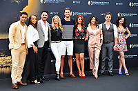 Rome Flynn - Reign Edwards - Don Diamont - Katherine Kelly Lang - Pierson Fode - Courtney Hope - Jacqueline MacInnes Wood - Darin Brooks - Heather Tom (The Bold and the Beautiful)<br /> Monaco - 20/06/2017<br /> 57 festival TV Monte Carlo <br /> Foto Norbert Scanella / Panoramic / Insidefoto