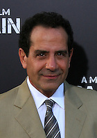 """Tony Shalhoub Celebrities gathered at The TCL Chinese Theatre in Hollywood to attend the Los Angeles premiere of Paramount Picture's  PAIN & GAIN on April 22, 2013.<br /> Cast members and filmmakers attending include: Mark Wahlberg (Daniel Lugo), Dwayne Johnson (Paul Doyle), Michael Bay (Director), Anthony Mackie (Adrian Doorbal), Rebel Wilson (Robin Peck), Ed Harris (Ed Du Bois), Tony Shalhoub (Victor Kershaw), Rob Corddry (John Mese), Ken Jeong (Jonny Wu), Bar Paly (Sorina Luminita), Christopher Markus (Screenwriter), Stephen McFeely (Screenwriter), Donald DeLine (Producer)<br /> ABOUT PAIN & GAIN: <br /> From acclaimed director Michael Bay comes """"Pain & Gain,"""" a new action comedy starring Mark Wahlberg, Dwayne Johnson and Anthony Mackie. Based on the unbelievable true story of a group of personal trainers in 1990s Miami who, in pursuit of the American Dream, get caught up in a criminal enterprise that goes horribly wrong. Release Date:  April 26, 2013. Photo by Hilda Lazarte/ Unimedia/ DyD Fotografos"""