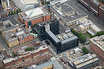 Manchester School of Art - Aerial Views