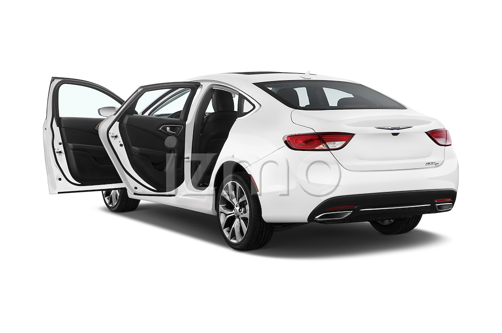 Car images of2015 Chrysler 200 C 4 Door Sedan Doors