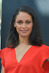 """Addai Robinson Cynthia from Cast """"Texas Rising"""" poses at the photocall during the 55th Festival TV in Monte-Carlo on June 15, 2015 in Monte-Carlo, Monaco."""