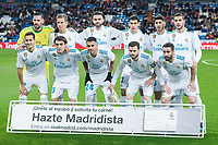 Real Madrid during King's Cup match between Real Madrid and CD Numancia at Santiago Bernabeu Stadium in Madrid, Spain. January 10, 2018. (ALTERPHOTOS/Borja B.Hojas) /NortePhoto.com NORTEPHOTOMEXICO