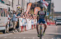 "impressive solo victory by Guillaume Van Keirsbulck (BEL/Wanty-Groupe Gobert) <br /> <br /> Antwerp Port Epic 2018 (formerly ""Schaal Sels"")<br /> One Day Race:  Antwerp > Antwerp (207 km; of which 32km are cobbles & 30km is gravel/off-road!)"