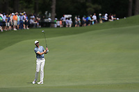 Kevin Tway (USA) on the 2nd fairway during the 2nd round at the The Masters , Augusta National, Augusta, Georgia, USA. 12/04/2019.<br /> Picture Fran Caffrey / Golffile.ie<br /> <br /> All photo usage must carry mandatory copyright credit (© Golffile | Fran Caffrey)