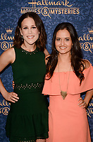"LOS ANGELES - AUG 1:  Erin Krakow, Danika McKellar at the ""Garage Sale Mystery"" Premiere Screening at the Paley Center for Media on August 1, 2017 in Beverly Hills, CA"