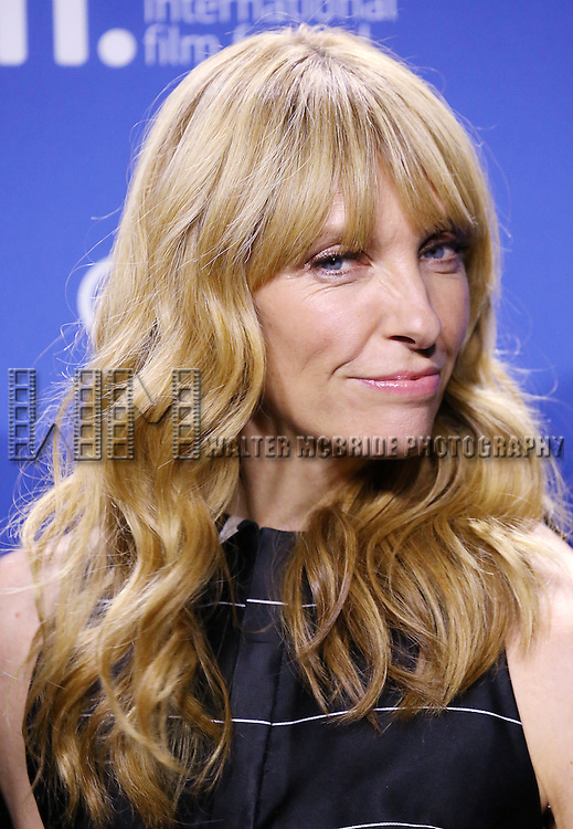 """Toni Collette attending the 2013 Tiff Film Festival Photo Call for """"Enough Said""""  at the Tiff Lightbox  on September 8, 2013 in Toronto, Canada."""