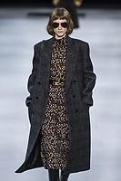 Celine<br /> at Paris Fashion Week Autumn Winter 2019, RTW Fall 2019 fashion show<br /> Paris, France, March 2019<br /> CAP/GOL<br /> &copy;GOL/Capital Pictures