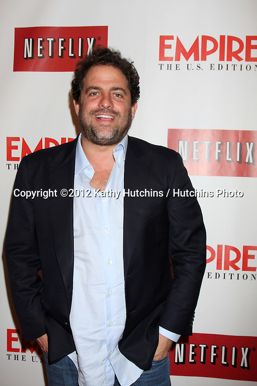 LOS ANGELES - OCT 2:  Brett Ratner arrives at the Empire US for iPad Launch at Sunset Tower Hotel on October 2, 2012 in West Hollywood, CA