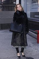 NEW YORK, NY - FEBRUARY 5:  Mena Suvari  at BUILD SERIES on February 5, 2018 in New York City. <br /> CAP/MPI99<br /> &copy;MPI99/Capital Pictures