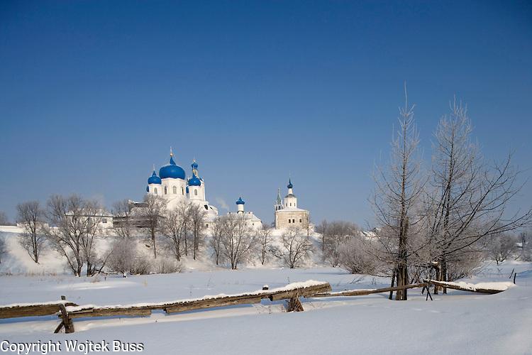 RU54548.tif.Russia,The Golden Ring,Bogoliubovo,Monastery buildings