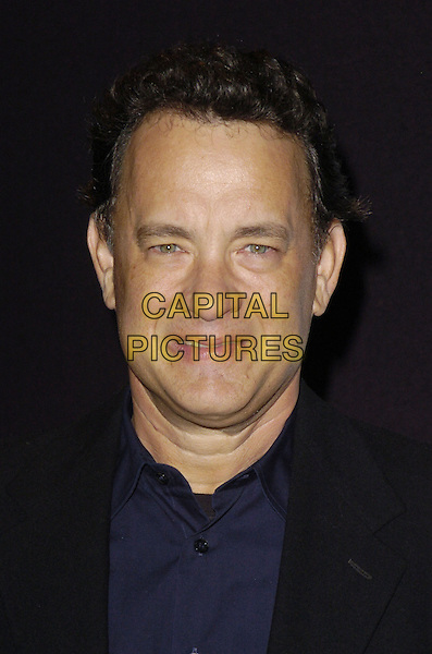 "TOM HANKS.Special New York Screening of ""Starter For 10"" at Tribeca Grand Screening Room, New York, New York, USA..February 13th, 2007.headshot portrait .CAP/ADM/BL.©Bill Lyons/AdMedia/Capital Pictures *** Local Caption ***"