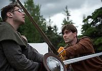 Anchorage's Three Barons Renaissance Fair.