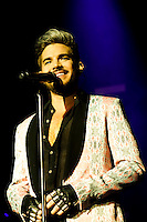 Adam Lambert's Original High tour at the Paramount Theater in Denver, CO