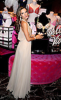 Alessandra Ambrosio, 2012 Victoria's Secret Fantasy Bra Reveal - New York