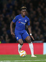 Chelsea's Callum Hudson-Odoi<br /> <br /> Photographer Rob Newell/CameraSport<br /> <br /> UEFA Europa League Group L - Chelsea v FC BATE Borisov - Thursday 25th October - Stamford Bridge - London<br />  <br /> World Copyright © 2018 CameraSport. All rights reserved. 43 Linden Ave. Countesthorpe. Leicester. England. LE8 5PG - Tel: +44 (0) 116 277 4147 - admin@camerasport.com - www.camerasport.com