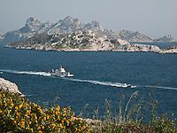 Europe/France/Provence-Alpes-Côte d'Azur/13/Bouches-du-Rhône/Marseille: l' Ile Maïre et l'archipel de Riou