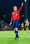 S&ouml;dert&auml;lje 2014-04-07 Fotboll Superettan Assyriska FF - Hammarby IF :  <br /> domare Glenn Nyberg <br /> (Foto: Kenta J&ouml;nsson) Nyckelord:  Assyriska AFF S&ouml;dert&auml;lje Hammarby HIF Bajen portr&auml;tt portrait