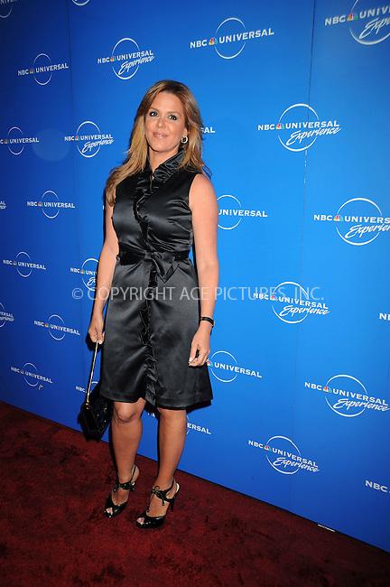 WWW.ACEPIXS.COM . . . . .....May 12, 2008. New York City.....TV personality Maria Celeste Arraras attends the NBC Universal Experience at Rockefeller Center.  ....Please byline: Kristin Callahan - ACEPIXS.COM..... *** ***..Ace Pictures, Inc:  ..Philip Vaughan (646) 769 0430..e-mail: info@acepixs.com..web: http://www.acepixs.com