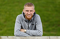 2018 09 19 Oli McBurnie at Fairwood, Wales, UK