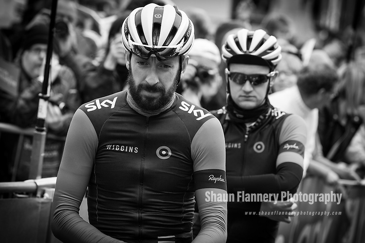 Pix: Shaun Flannery/shaunflanneryphotography.com<br /> <br /> COPYRIGHT PICTURE>>SHAUN FLANNERY>01302-570814>>07778315553>><br /> <br /> 2nd May 2015<br /> Tour de Yorkshire 2015<br /> Sir Bradley Wiggins Team Sky