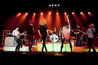 Country band Little Big Town performed at the 5th Annual Concert for Epilepsy at Gaylord National Harbor on March 26, 2011. Chad Barth, whose sister suffers from epilepsy, organized the event to benefit the Epilepsy Foundation of America. Josh Turner also performed.