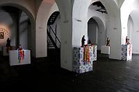 Belém, Pará, Brasil. Retranca: Museu de Arte Sacra/ Igreja Santo Alexandre. Gancho: Imagens internas e externas. Data: 25/05/2013. Local: Rua Padre Champagnat c/ Siqueira Mendes - Cidade Velha - Belém. Foto: Mauro Ângelo