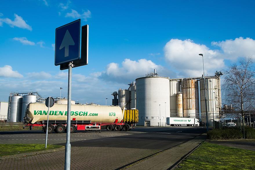 Nederland, Amsterdam, 26 feb 2014<br /> Westelijk havengebied Amsterdam<br /> Foto(c): Michiel Wijnbergh