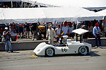 Jim Hall with his 2E at Road America
