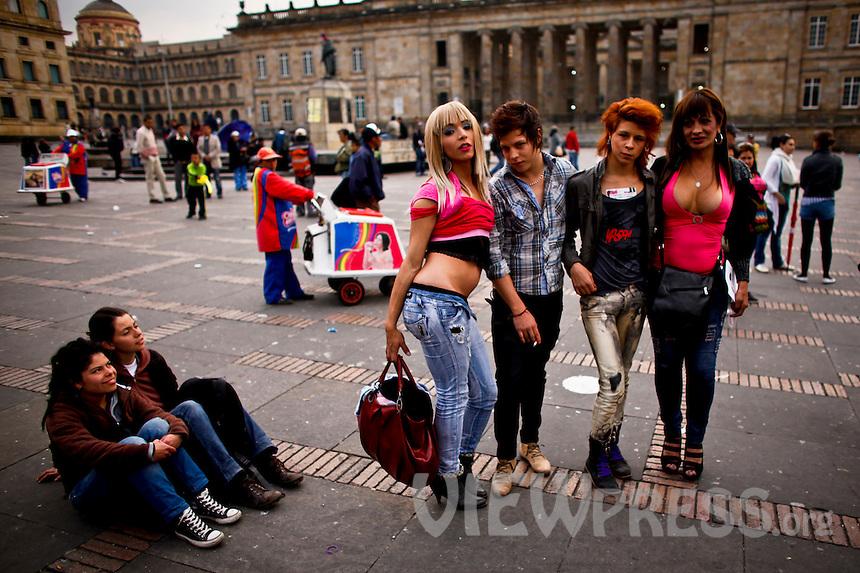 Bogota colombia sex