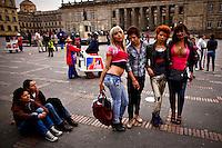 Prostitutes Bogota
