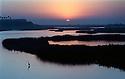 San Elijo Lagoon Fading Sun