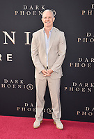 "HOLLYWOOD, CA - JUNE 04: Hutch Parker arrives at the Premiere Of 20th Century Fox's ""Dark Phoenix"" at TCL Chinese Theatre on June 04, 2019 in Hollywood, California.<br /> CAP/ROT/TM<br /> ©TM/ROT/Capital Pictures"