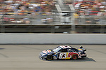 17 August 2008: Brian Vickers drives in the 3M Performance 400 at Michigan International Speedway, Brooklyn, Michigan, USA.