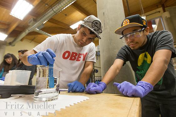 Yukon College Waste Water Operator Program, Whitehorse, October 2014