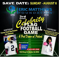 Eric Matthews Foundation (2017)