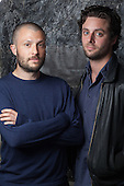 Jul 11, 2015: THE MACCABEES - Photosession in Paris France