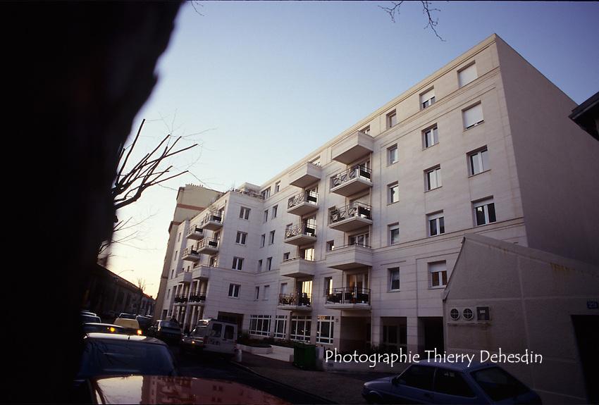 1995-1999; Issy les Moulineaux; Val de Seine