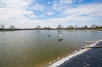 5 million gallon irrigation reservoir