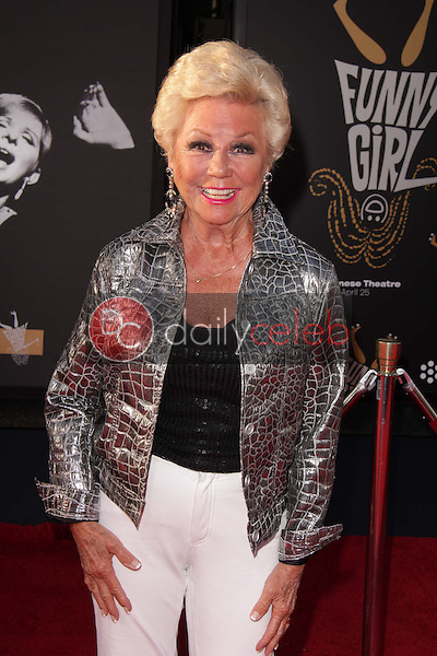 Mitzi Gaynor<br />