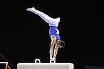 .Giarnni Regini- Moran British Gymnastics Championships. Mens u14 - u16 .2015Liverpool Echo Arena.