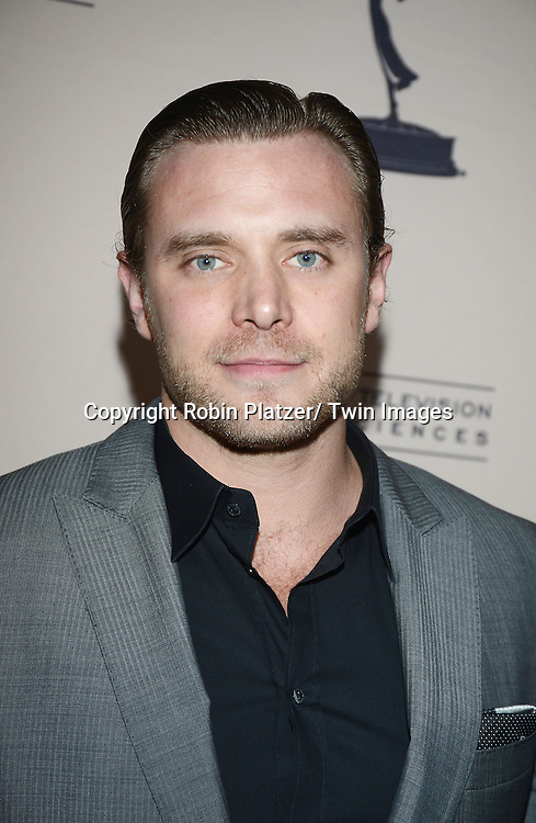 Billy Millerattends the Academy Of Television Arts & Science Daytime Programming  Peer Group Celebration for the 40th Annual Daytime Emmy Awards Nominees party on June 13, 2013 at the Montage Beverly Hills in Beverly Hills, California.