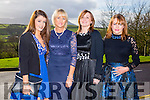 At the Annual Ladies Luncheon in aid of MS branch Tralee/West Kerry Branch at Ballyroe Heights Hotel on Sunday were -r  Kate Mansfield, Maria Mansfield, Maura Cronin and Breda Nelligan