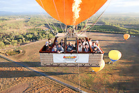 20160810 10 August Hot Air Balloon Cairns