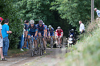 Break away group<br /> <br /> 2nd Dwars door het Hageland 2017 (UCI 1.1)<br /> Aarschot &gt; Diest : 193km