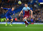 Declan Rice of West Ham United during the Premier League match at Stamford Bridge, London. Picture date: 30th November 2019. Picture credit should read: Robin Parker/Sportimage