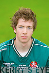 Darragh McAuliffe of the Crotta O'Neills hurling club.